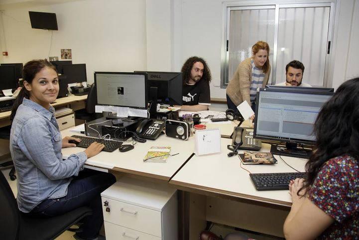 Europa Press Madrid, Jairo Vargas y Pilar García, premios Pilar Blanco