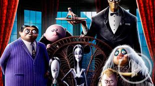 'La Familia Addams' vuelve al cine en formato de animación