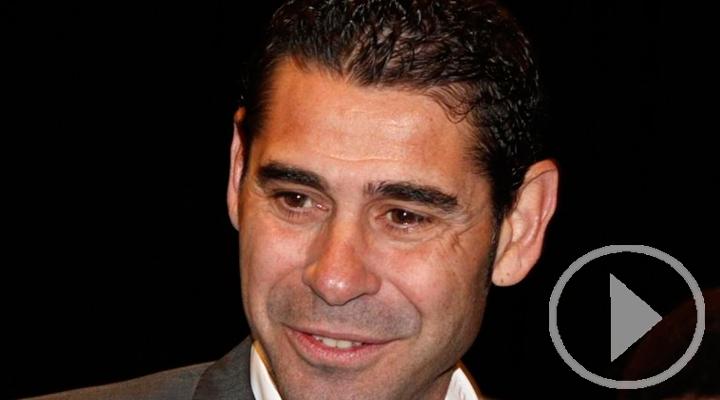 Hierro renuncia a su cargo de director deportivo en la RFEF