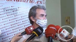 Fernando Simón, premiado en su año más duro