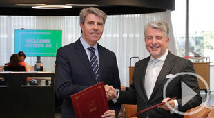 Madrid y Accenture apuestan por la Formación Profesional