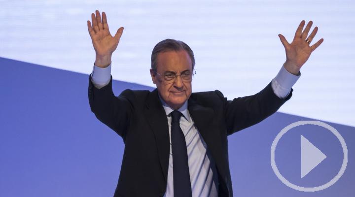 El Real Madrid se prepara para unas elecciones