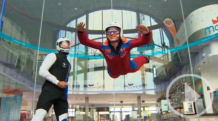Madrid Fly, el túnel de viento más grande de Europa