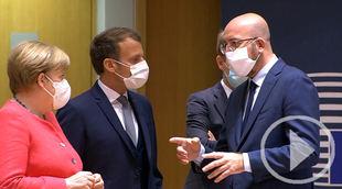 Europa acuerda un fondo de recuperación de 750.000 millones