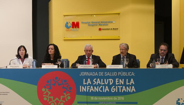 Madrid pone en marcha un plan para mejorar la asistencia sanitaria de la comunidad gitana