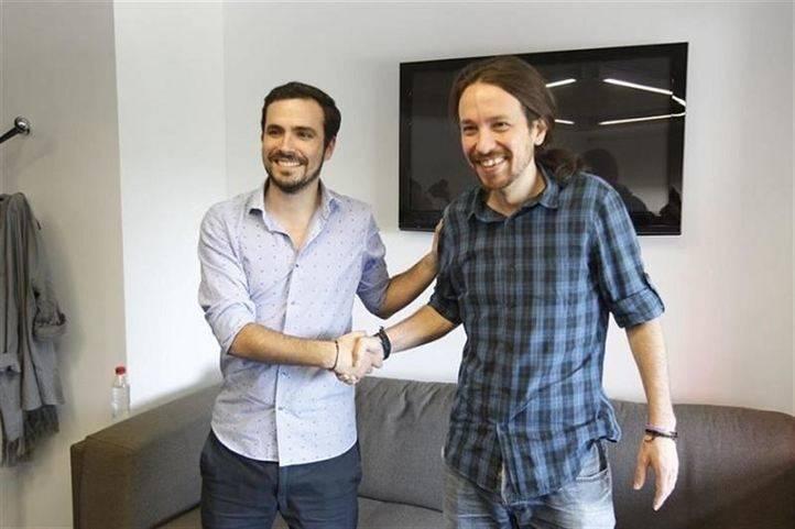 Garzón e Iglesias (archivo)