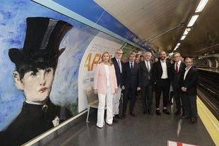 La parada de Metro de Atocha cambia a 'Estación del Arte'