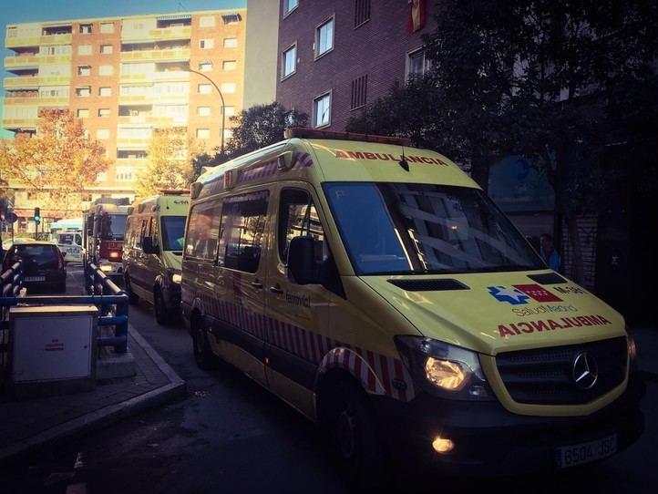 Fallece un trabajador al caer desde la azotea de un edificio en obras