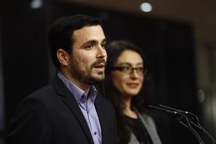 IU quiere hacer de pegamento entre Unidos Podemos y Más Madrid