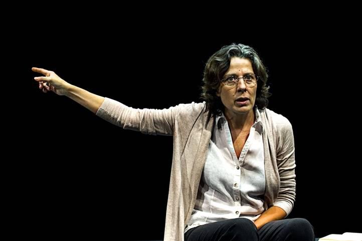 'Mujer no reeducable' en el Teatro Español