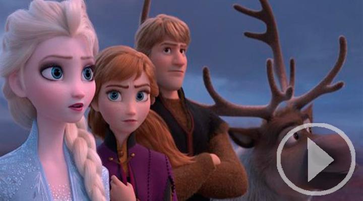 Elsa regresa con el oscuro trailer de 'Frozen 2'