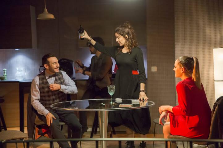 Nuevas dramaturgias en el teatro madrileño