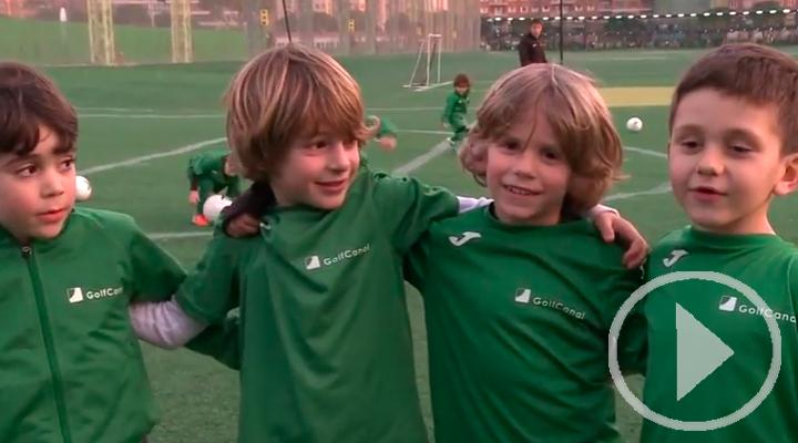 Los niños afectados por el cierre del Canal, protagonistas del vídeo 'Este partido lo vamos a ganar'