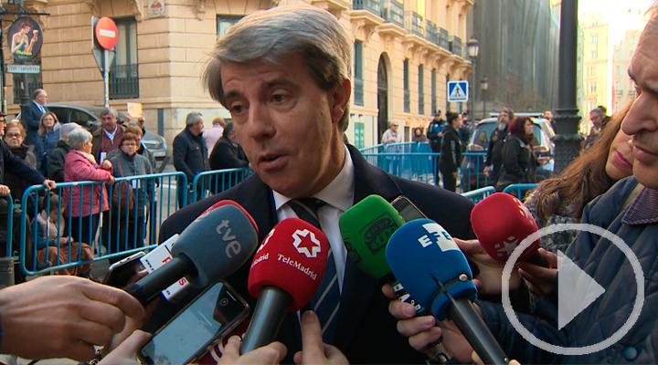 Garrido no está preocupado por su futuro político