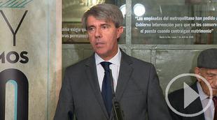 Garrido anuncia la apertura del metro de Gran Vía para 2020