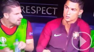 Cristiano Ronaldo y el Gif que se vuelve viral en internet