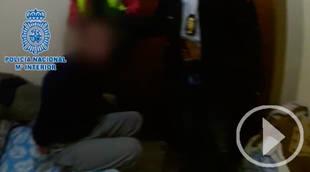 Golpe policial a la mafias georgianas que robaban viviendas