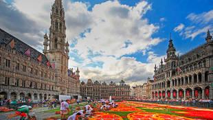 Destino de la semana: Bruselas, donde ahora prima la seguridad