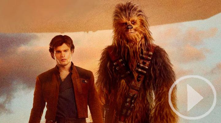 El nuevo tráiler de Han Solo, precuela de Star Wars