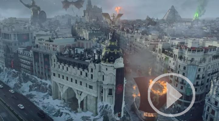 HBO convierte Madrid en el plató de sus series