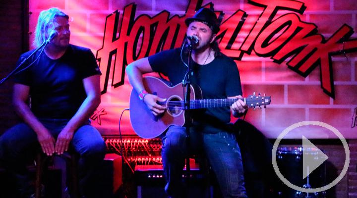 Héctor Quintana, componente del grupo Maná presenta su nuevo disco en Madrid
