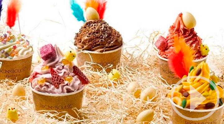 El helado es el capricho elegido por los españoles