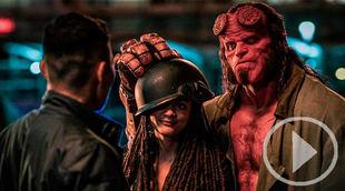 La nueva entrega de Hellboy entre los estrenos de la semana