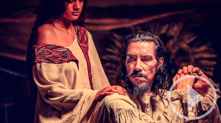 Jaenada protagoniza Hernán, la nueva serie de Amazon