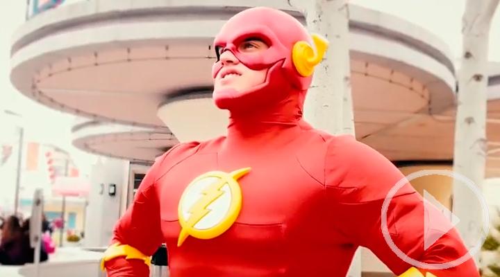 Los Superhéroes vuelven a tomar el Parque Warner