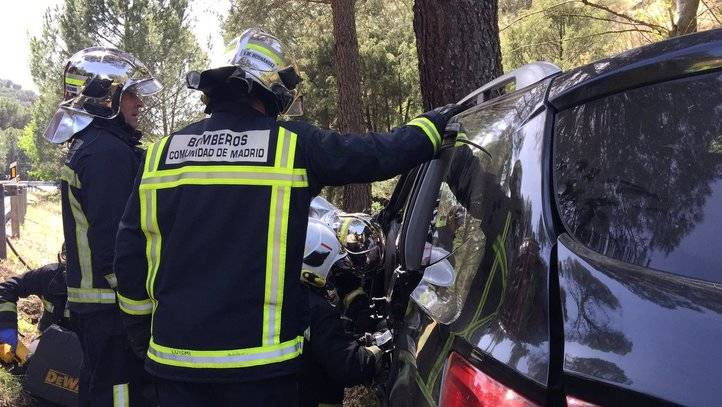 Accidente de tráfico mortal en San Martín de Valdeiglesias