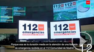 Veinte años de Emergencias 112