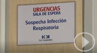 HM Hospitales amplía sus Urgencias con circuitos Covid