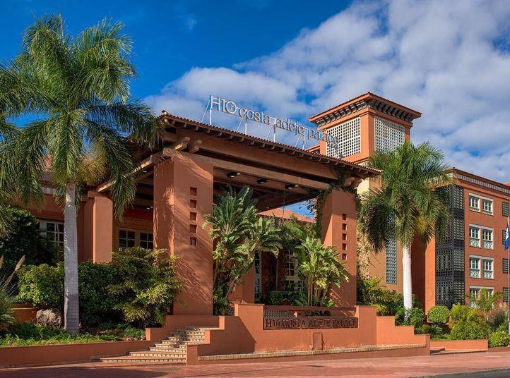 Mil personas, aisladas en un hotel de Tenerife por el coronavirus