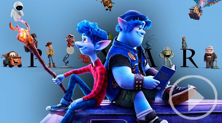 Onward, la nueva cinta de Pixar y más estrenos