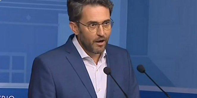 Màxim Huerta dimite tras seis días como ministro por la polémica con Hacienda