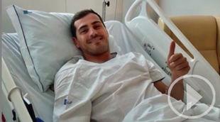 Casillas celebra su 38 cumpleaños ya recuperado