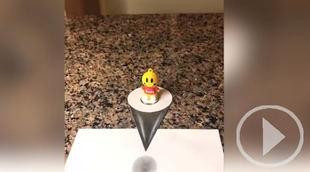 Un artista se hace viral en Tik Tok con dibujos creados en 3D