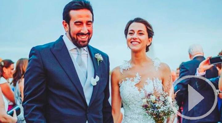 Inés Arrimadas espera su primer hijo