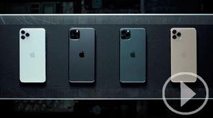 Apple presenta 'el móvil todoterreno' iPhone 11
