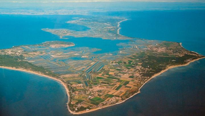 La Isla de Ré, el refugio de la Selección Española