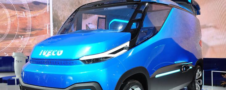 """""""Iveco Vision"""" premio al transporte sostenible"""