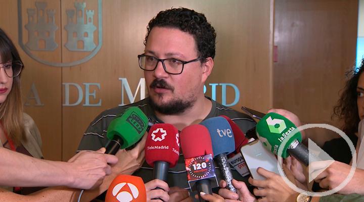 AvalMadrid: Podemos pide una comisión de investigación