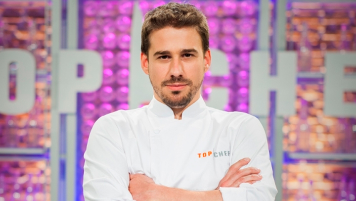 Javier Estevez, chef revelación de Madrid Fusión