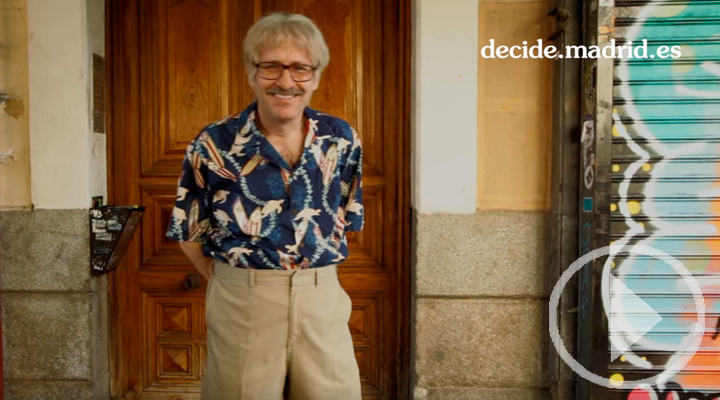 Las propuestas de Blas Bonilla para Madrid