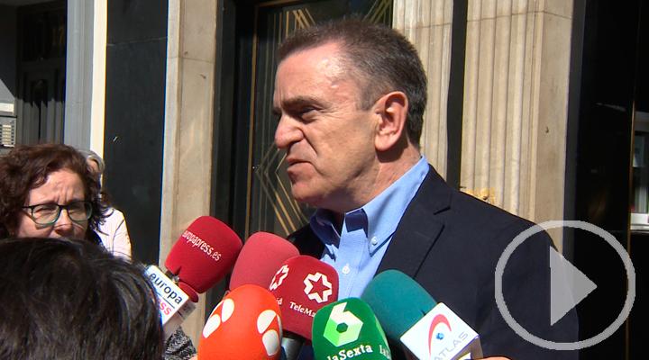 A Franco le preocupa la división de la izquierda