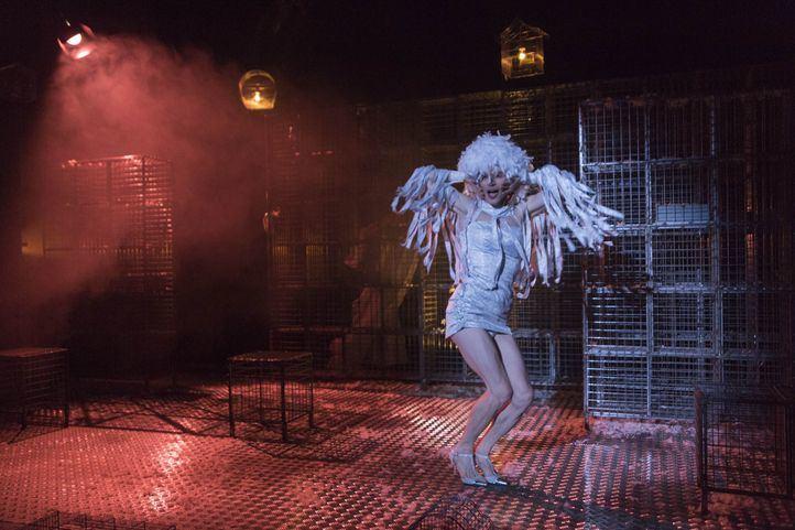 'Juguetes rotos' en el Teatro Español