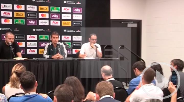 El reto de Lopetegui: Un equipo sin Cristiano Ronaldo