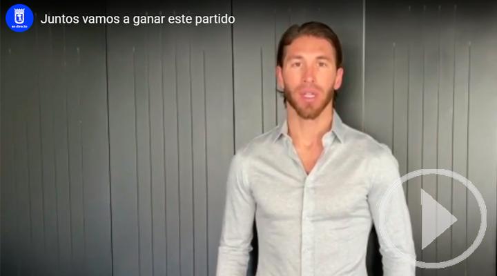 El deporte madrileño se une en el vídeo