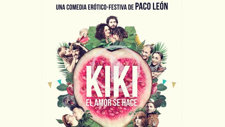 Paco León presenta su nuevo filme 'Kiki, el amor se hace'