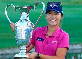 Lydia Ko sigue dominando el golf femenino mundial